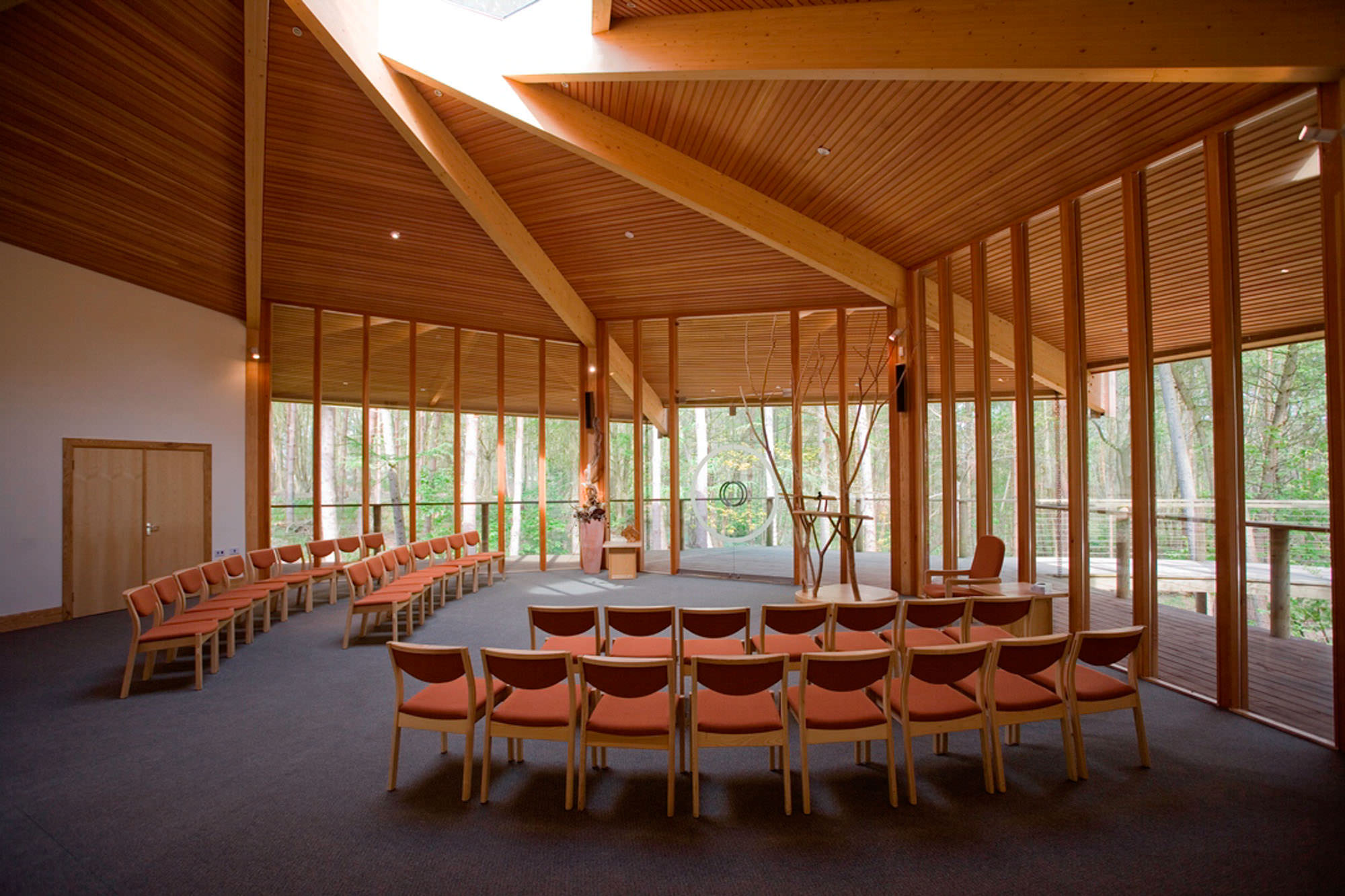 Greenacres Colney - Norfolk Woodland Wedding Venue
