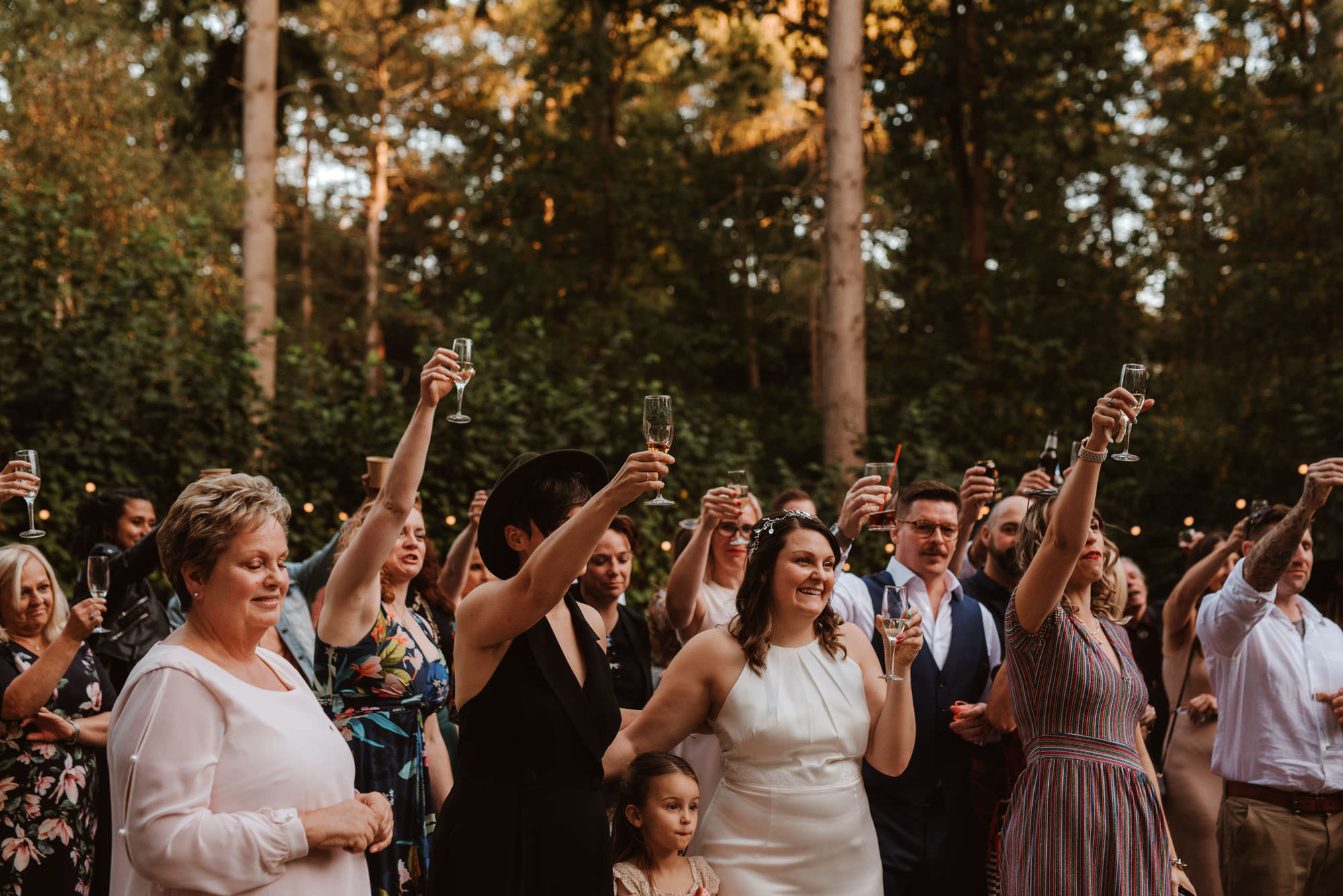 GreenAcres Woodland weddings
