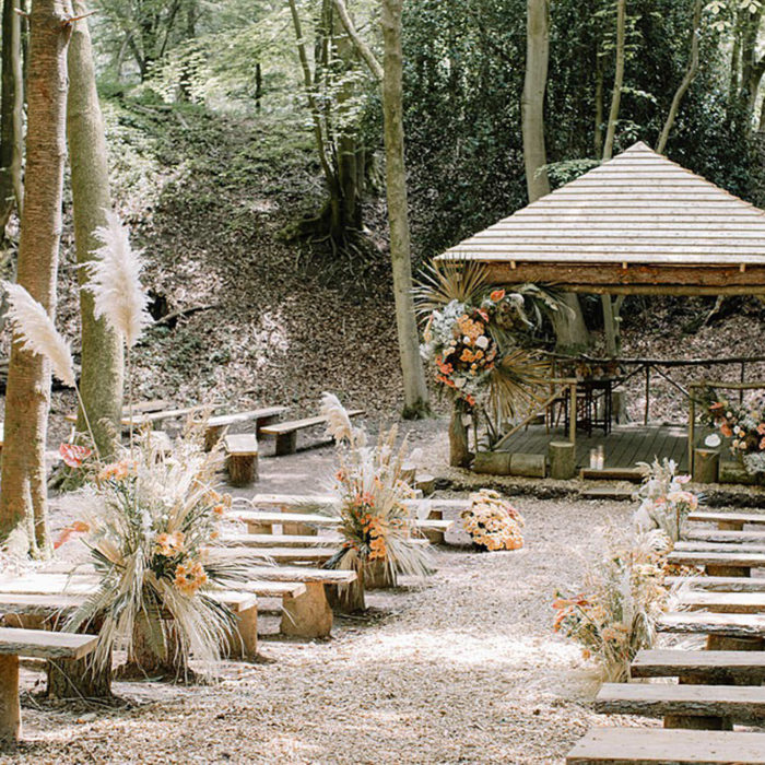 Greenacres Woodland Wedding Venue