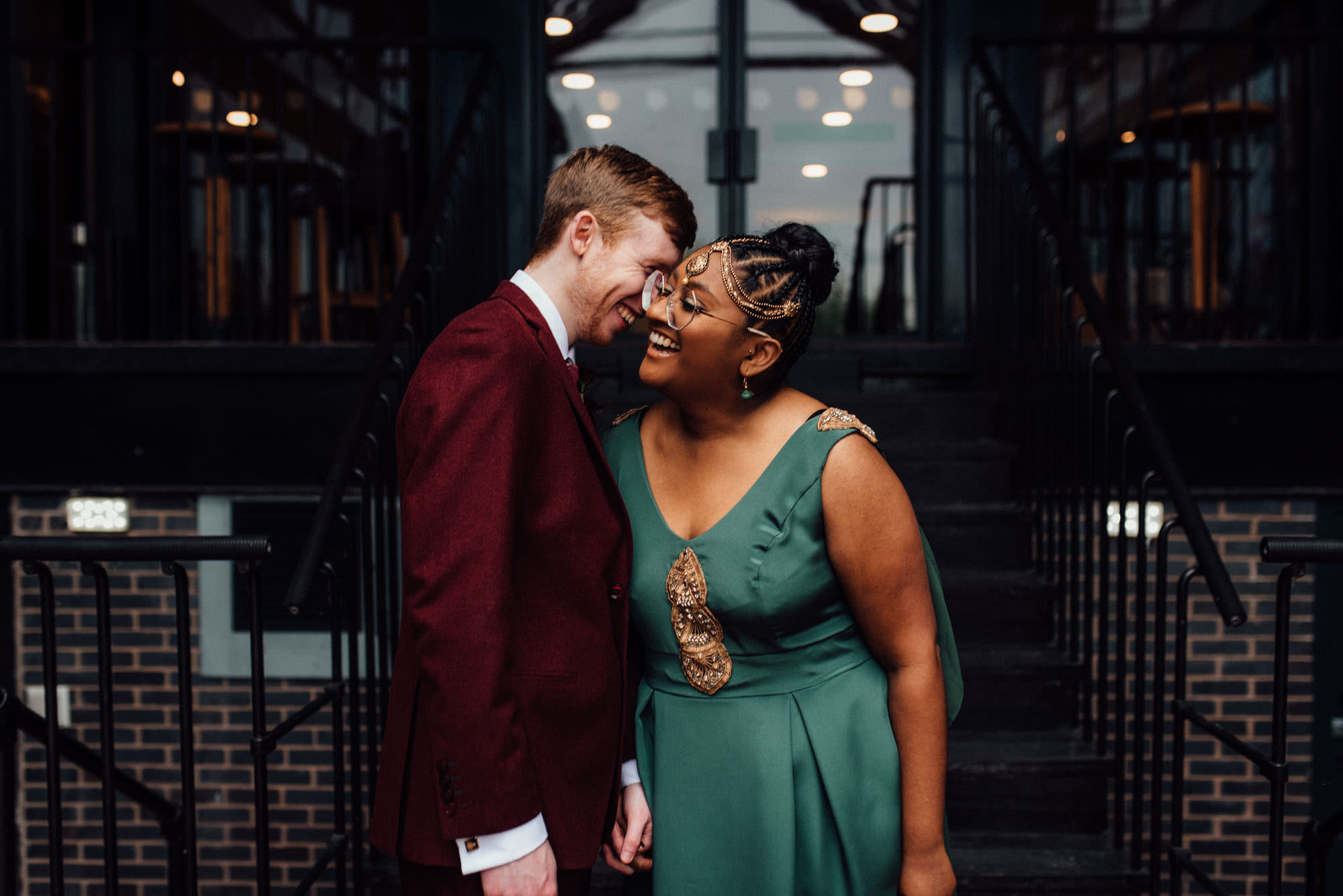 Marni V Photography - Manchester Fun Documentary wedding