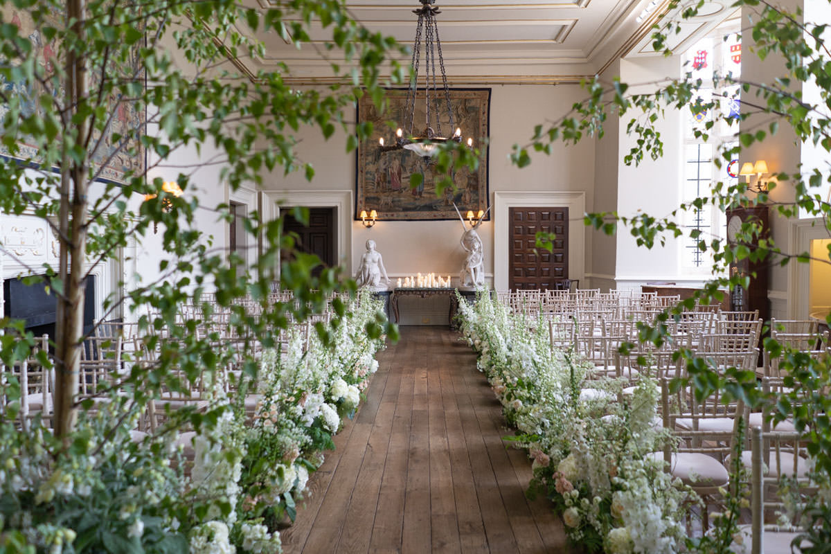 Spring Wedding Planning 2021 at Elmore Court, Gloucestershire