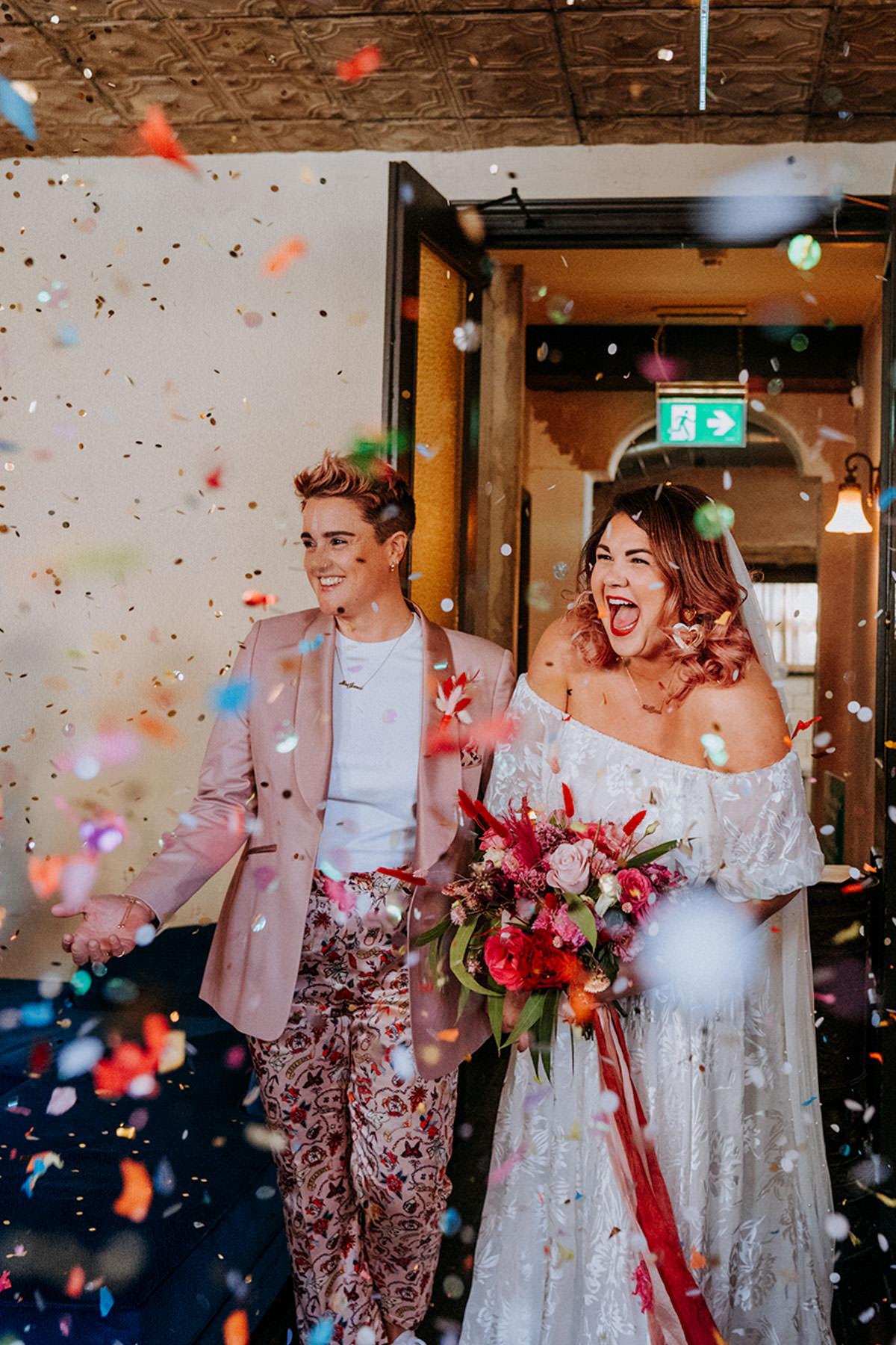 London Micro Weddings - Fleming Photo