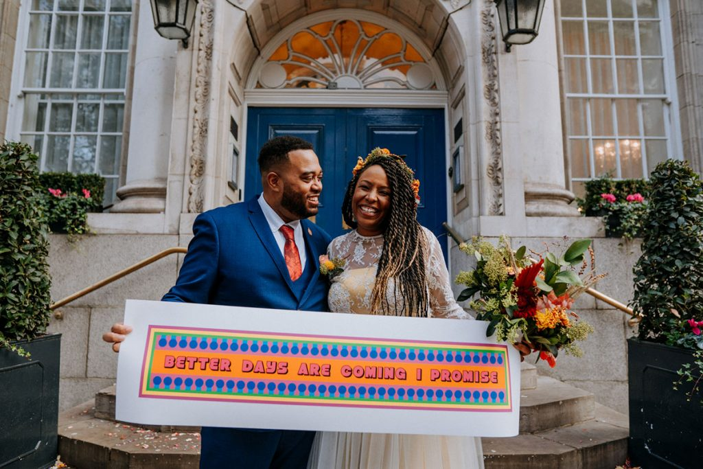 Micro Weddings in London - Lex Fleming Photo