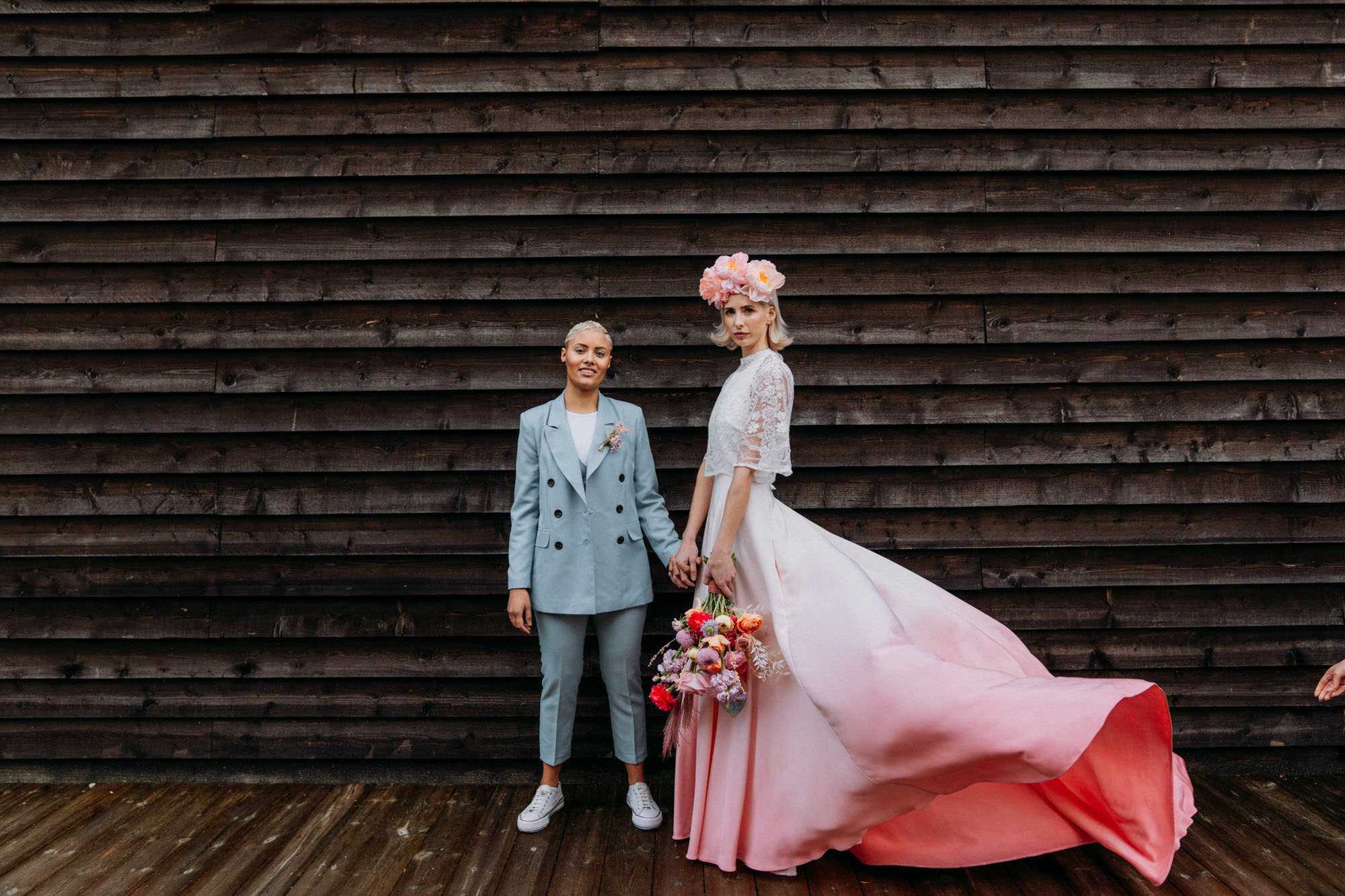 The Canary Shed | Essex London Barn Wedding Venue