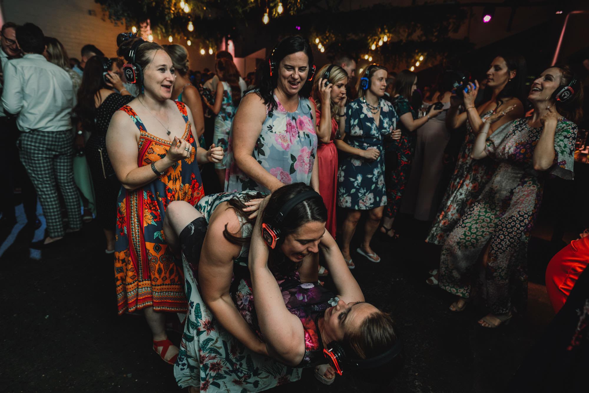 Jade Maguire Alternation, Un-tradional wedding photography