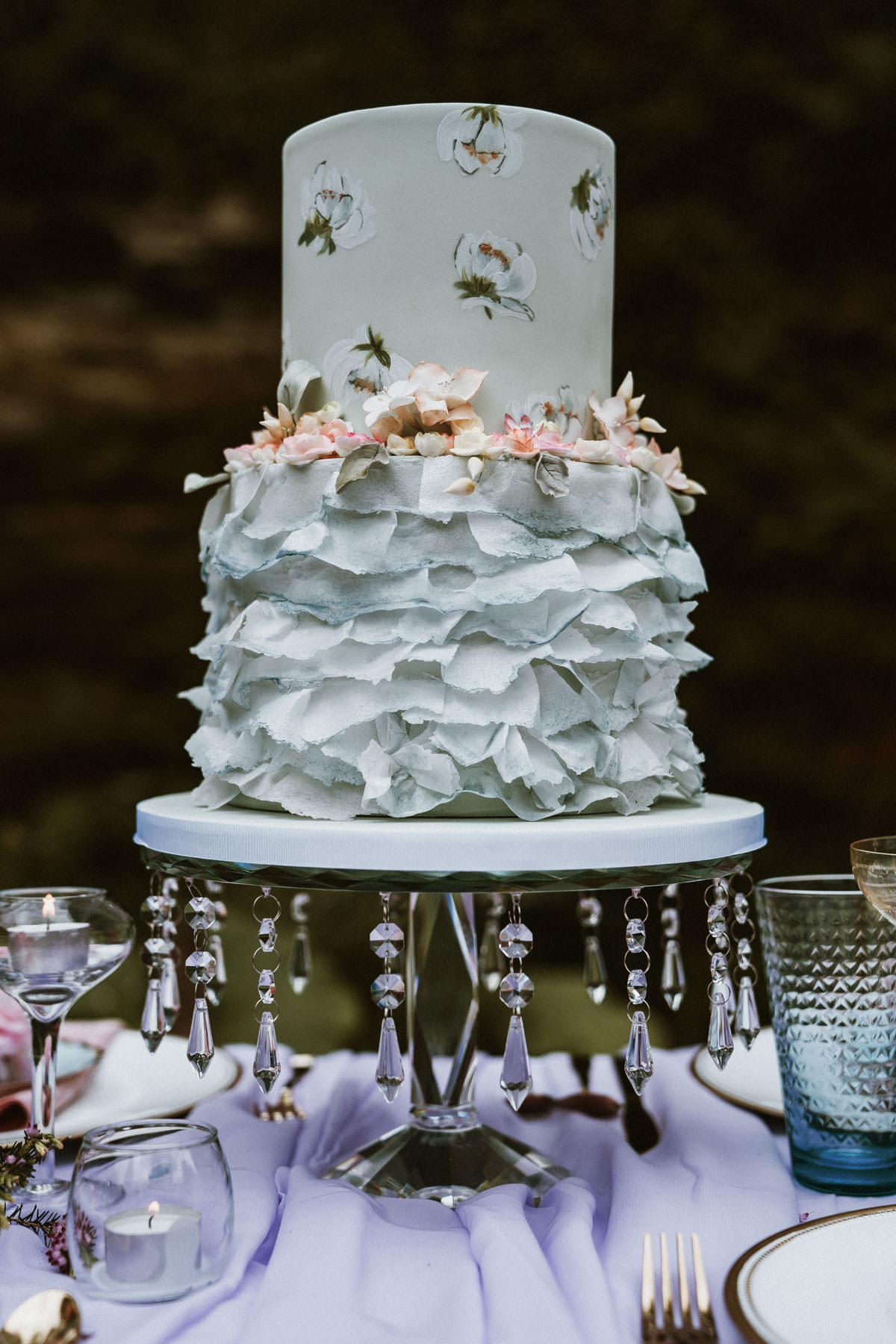 Floral Fantasy Wedding Inspiration at Hever Castle