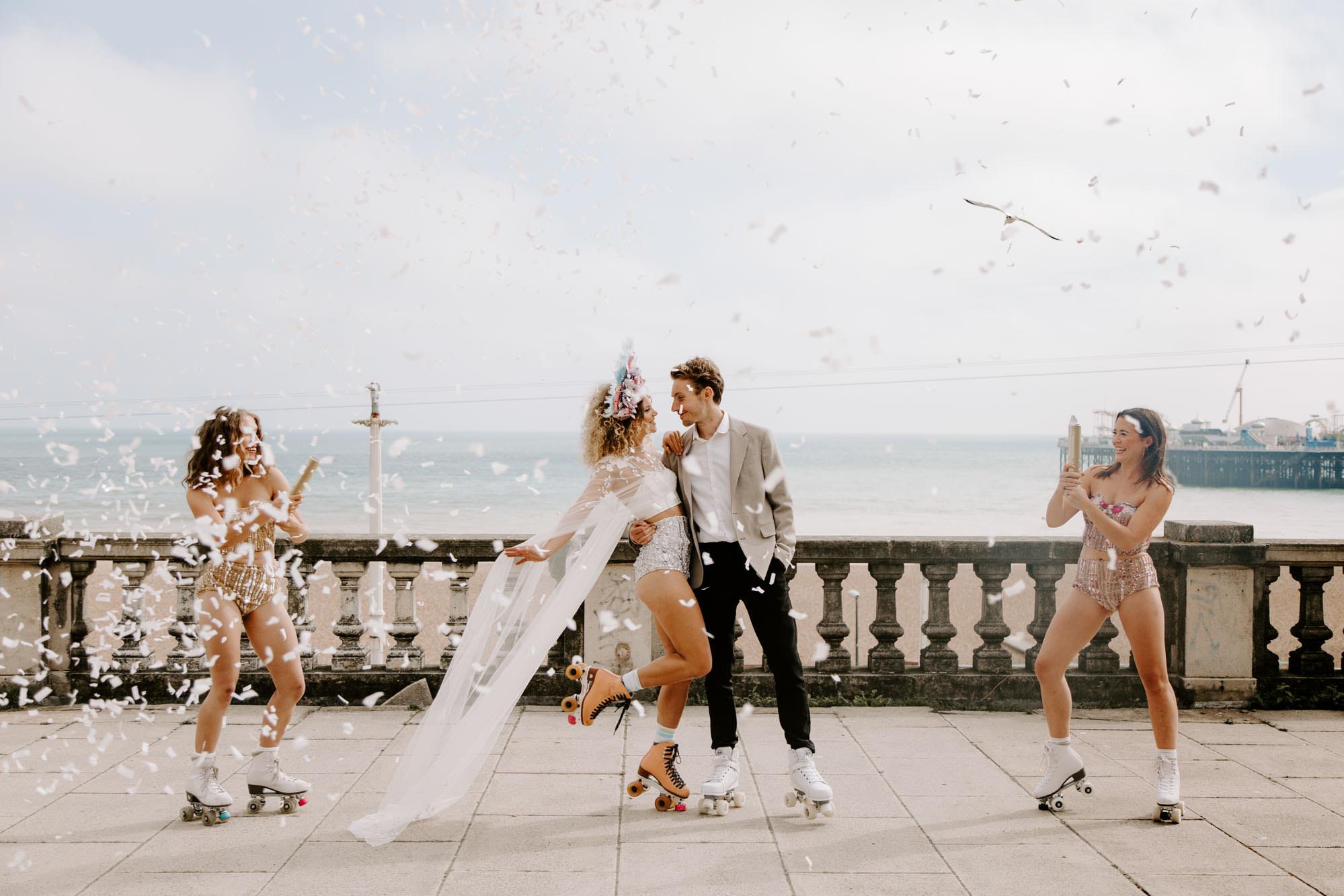 Creative Wedding stylist and London Wedding Planner